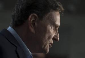 Marcelo Crivella, prefeito do Rio Foto: Márcia Foletto / Agência O Globo