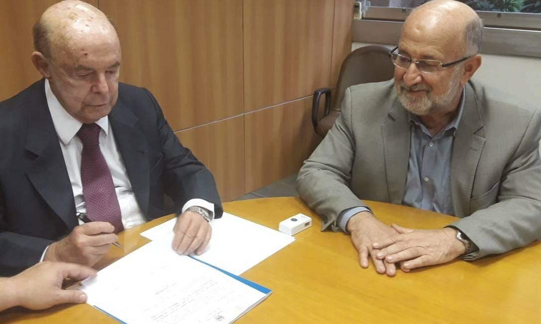Francisco Dornelles aprovou na íntegra o projeto de lei, que entra em vigor nesta sexta Foto: Divulgação