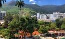 Vista do alto do clube Foto: Divulgação / Tijuca Tênis Clube