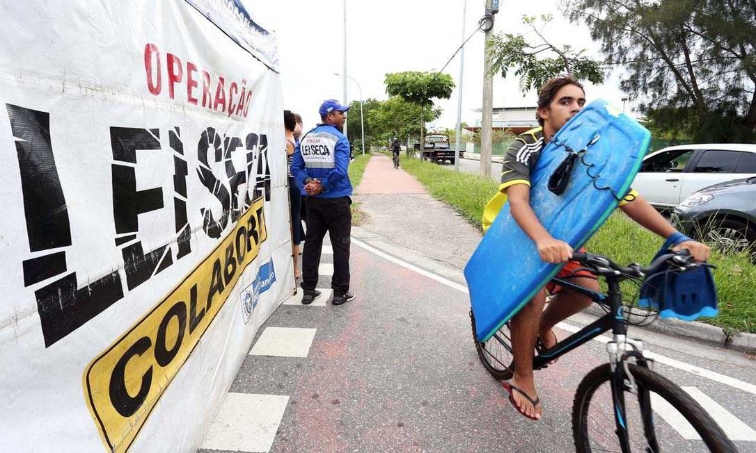 As operações diurnas serão realizadas em toda a Região Metropolitana e no interior do estado Foto: Divulgação