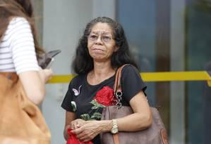 Rosa Bezerra Nascimento dos Santos, mãe de Raimundo Nonato Foto: Fábio Guimarães / Agência O Globo