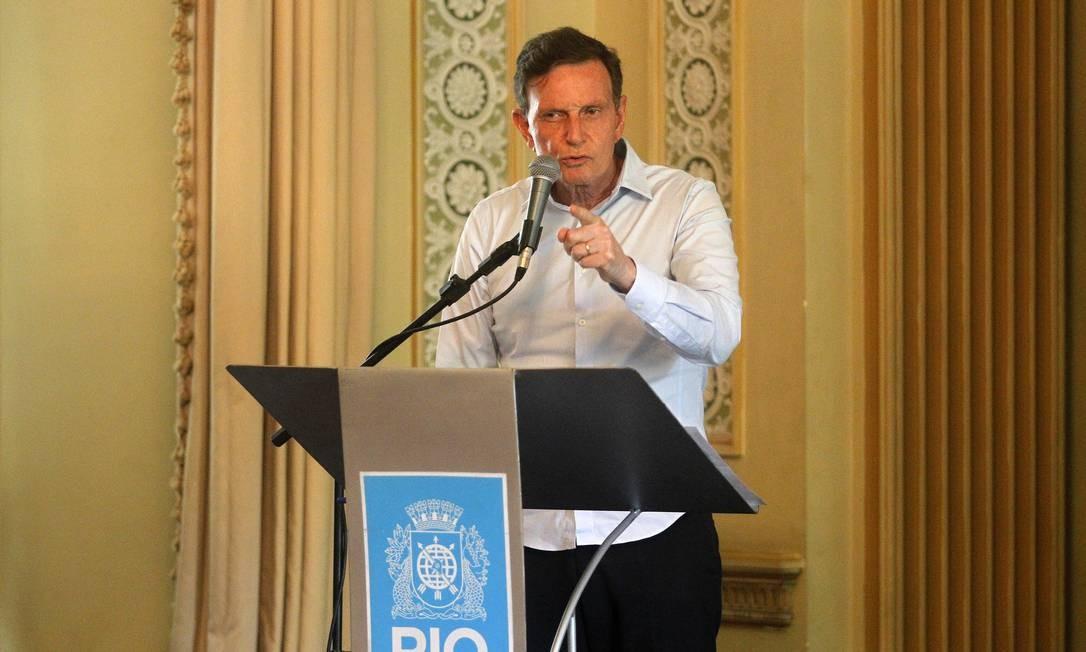 Crivella propõe perdoar R$ 450 milhões de dívidas de cartórios