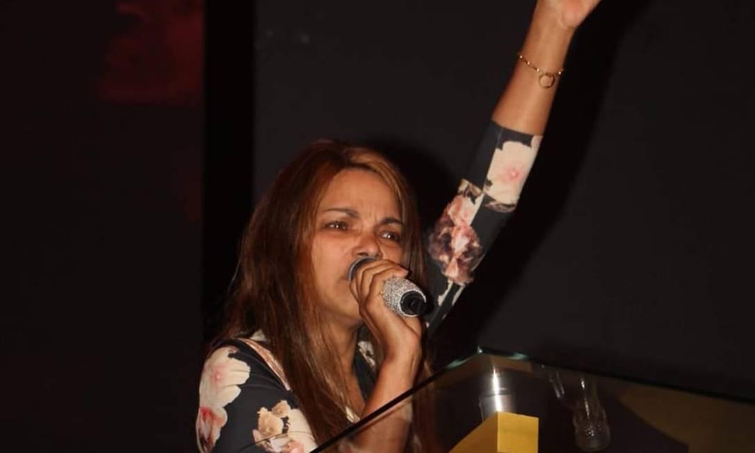 Flordelis disse que pulseira havia desaparecido Foto: Reprodução/Facebook