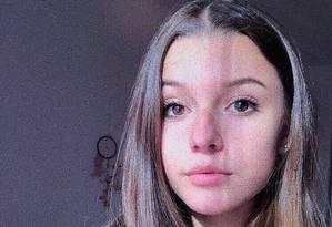 Alyssa Mischler, de 15 anos, está desaparecida Foto: Reprodução/Redes Sociais
