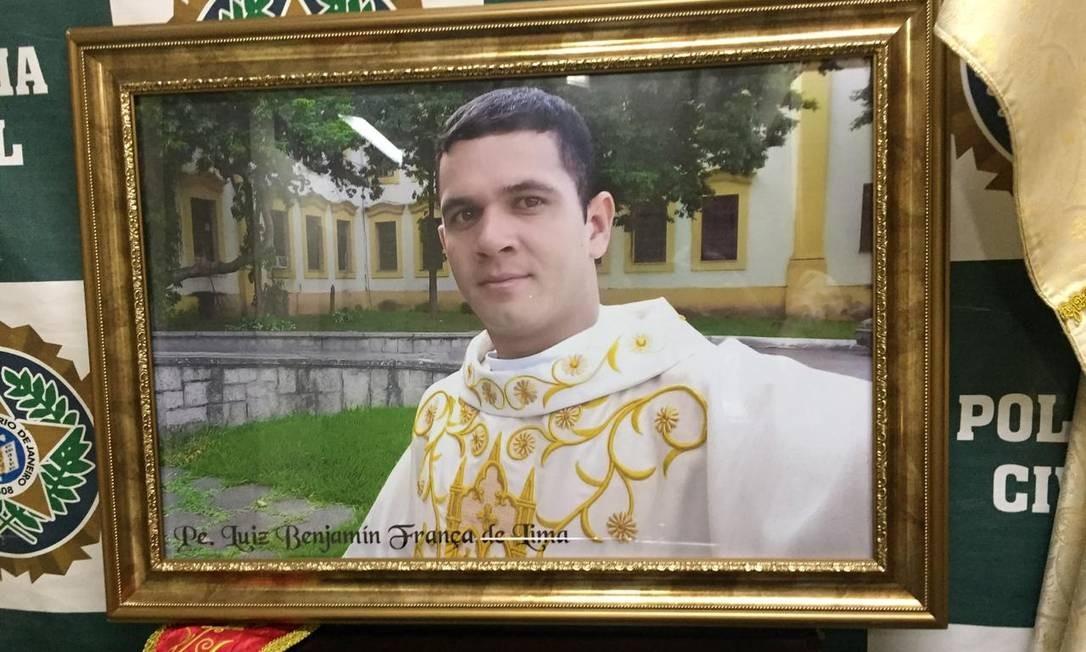 Falso padre será indiciado pela polícia Foto: Divulgação / Agência O Globo