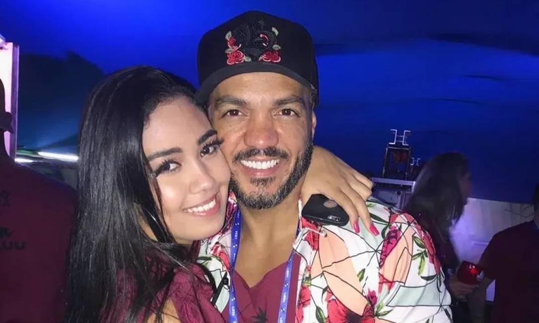 Filha do cantor Belo, Isadora Alkimin Vieira tem 21 anos e é estudante de Odontologia Foto: Reprodução/Instagram