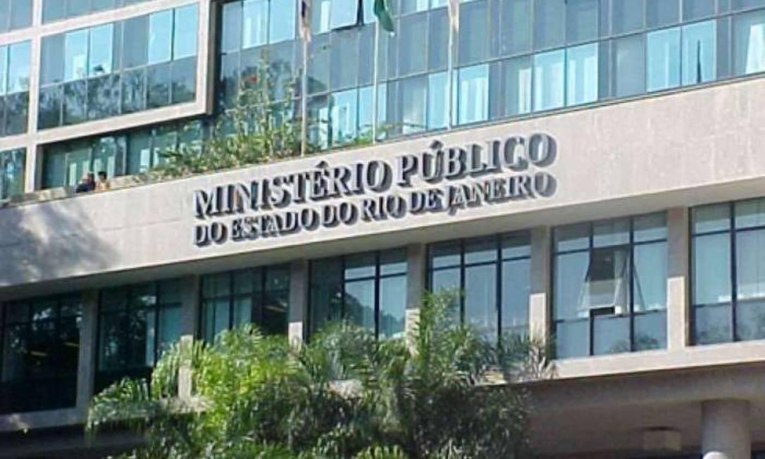 Ministério Público do Rio de Janeiro Foto: Reprodução
