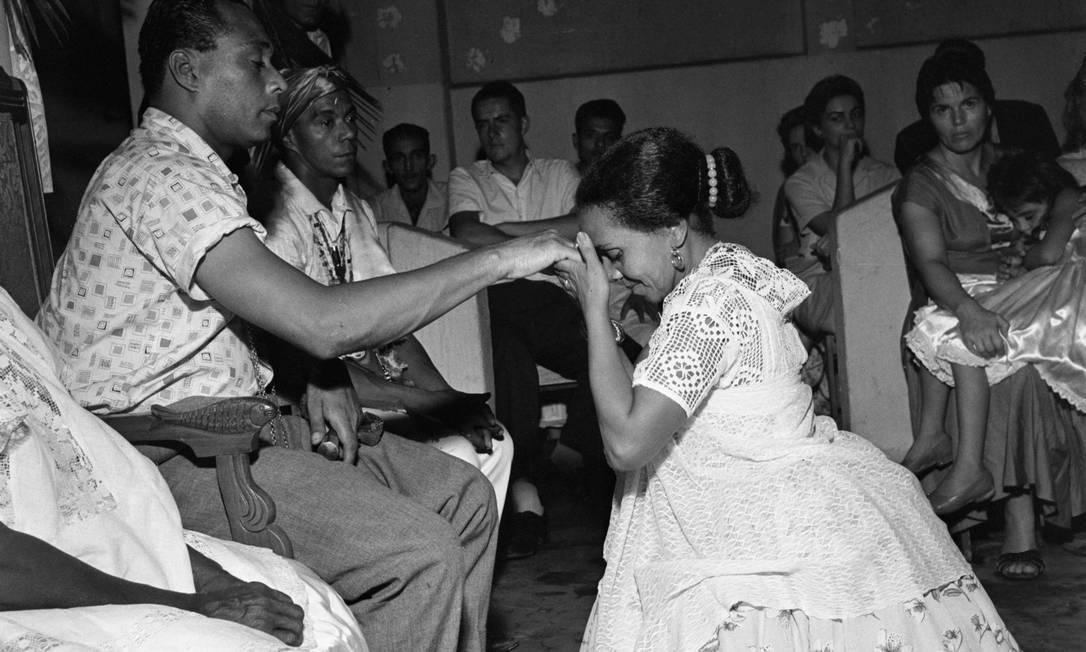 Joãozinho da Goméia em 1958 Foto: Foto: Arquivo / Agência O Globo