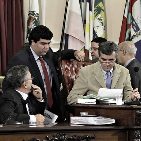 Vereadores votam Plano de Educação em primeira discussão Foto: Divulgação/Sérgio Gomes