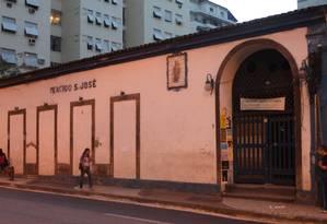 Fachada do Mercadinho São José Foto: Pedro Teixeira / Agência O Globo