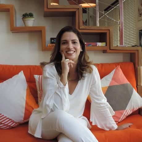 Priscila é escritora, gerencia um negócio de coworking e trabalha com coaching pessoal e profissional Foto: Divulgação