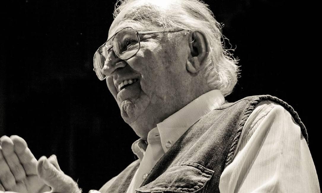 Orquestra Sinfônica Nacional homenageia os 90 anos de Edino Krieger Foto: divulgação