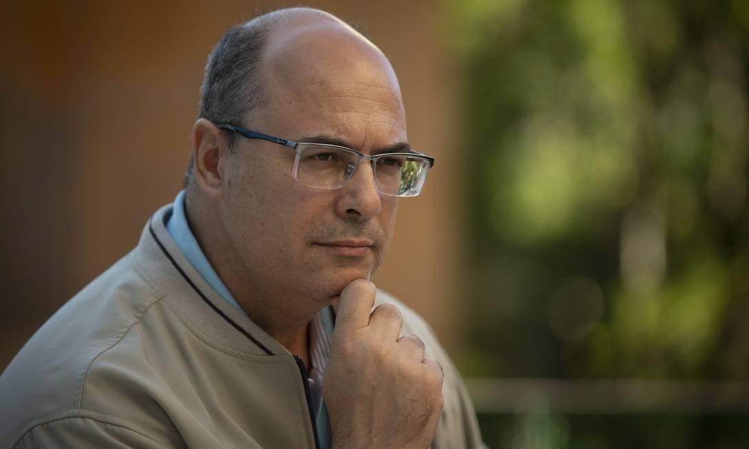 Wilson Witzel do PSC Foto: Alexandre Cassiano / Agência O Globo