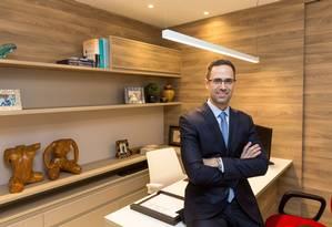 Bruno Herkenhoff é diretor da Sociedade Brasileira de Cirurgia Plástica Foto: Divulgação