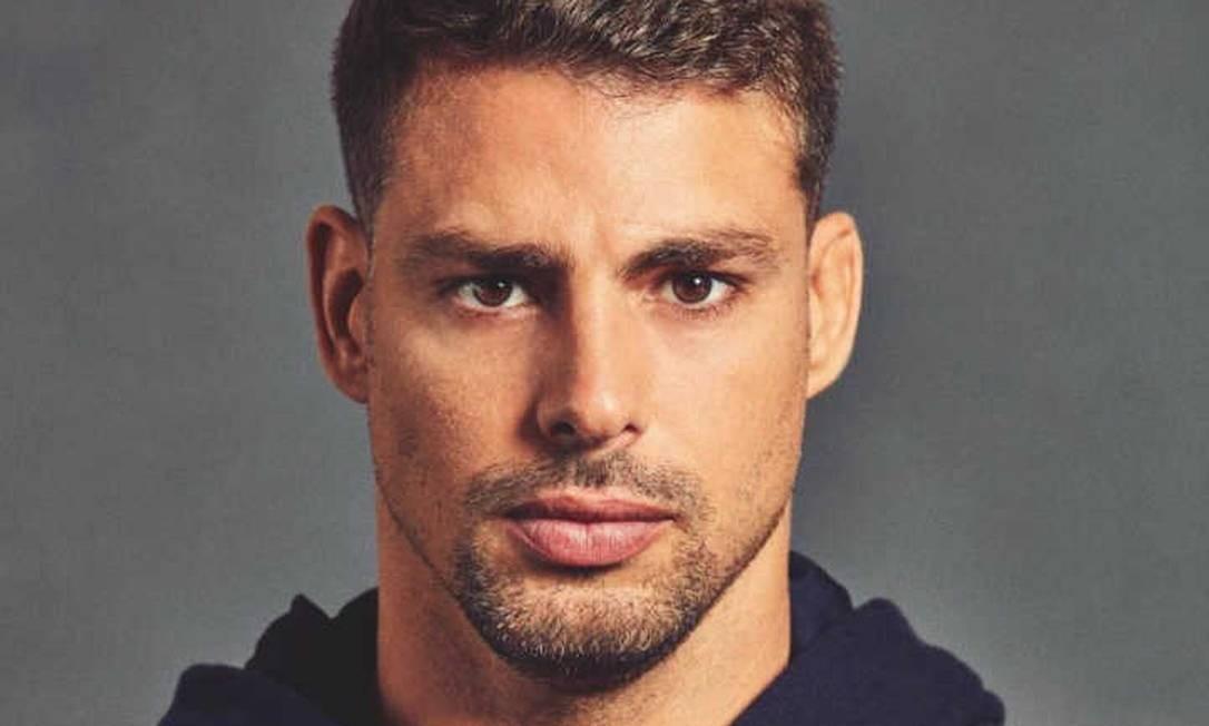 14bbcb73d O rosto do ator Cauã Reymond é exemplo de masculinidade Foto: Reprodução