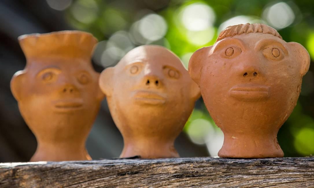 Obras de Sil de Alagoas, do Festival Artesol. Foto: Divulgação/Itawi Albuquerque