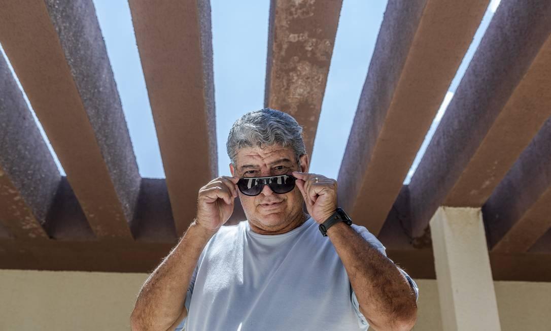 Sem medo do novo desafio, Joel se sente preparado para comandar o programa Foto: Bruno Kaiuca / Agência O Globo