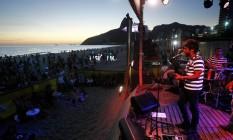 RIO - 31/01/2016 - Rio de Janeiro (RJ) - Verão - Ipanema Verão Rio Na foto: Leandro Léo Foto: Luiz Ackermann / Agência O Globo Foto: Luiz Ackermann / Agência O Globo