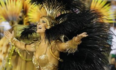 Mocidade anuncia saída de Claudia Leitte e de diretor de carnaval Foto: Marcelo Theobald / Agência O Globo