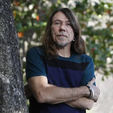 Defensor. Cantor aponta o homem como o grande responsável pelo desequilíbrio ambiental no planeta Foto: Agência O Globo / Felipe Hanower