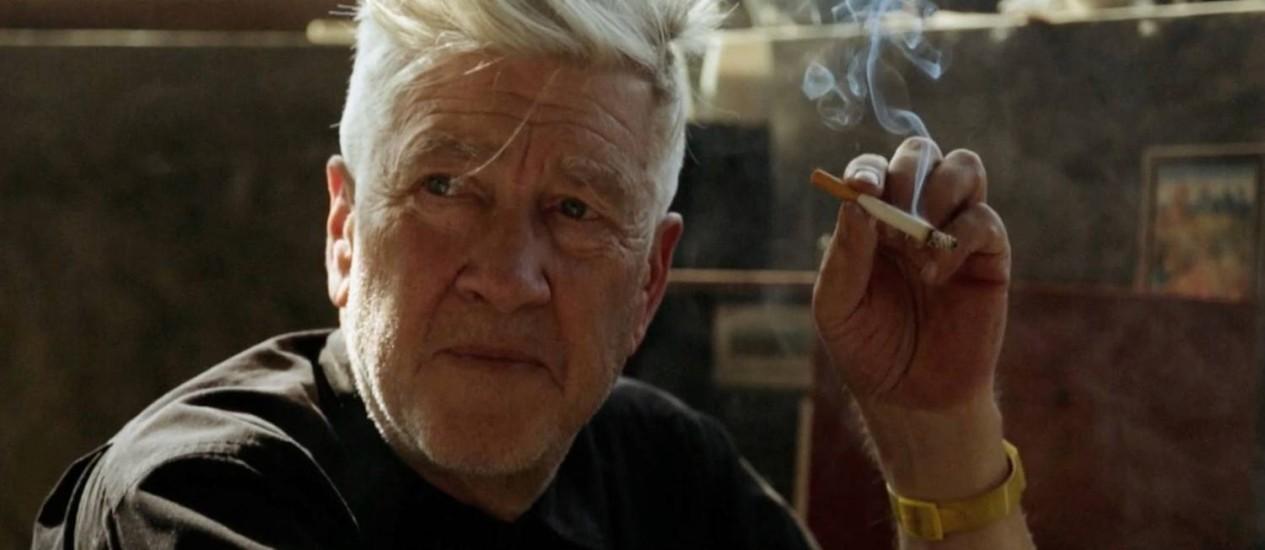 Cena do filme 'David Lynch: o arte' Foto: Divulgação