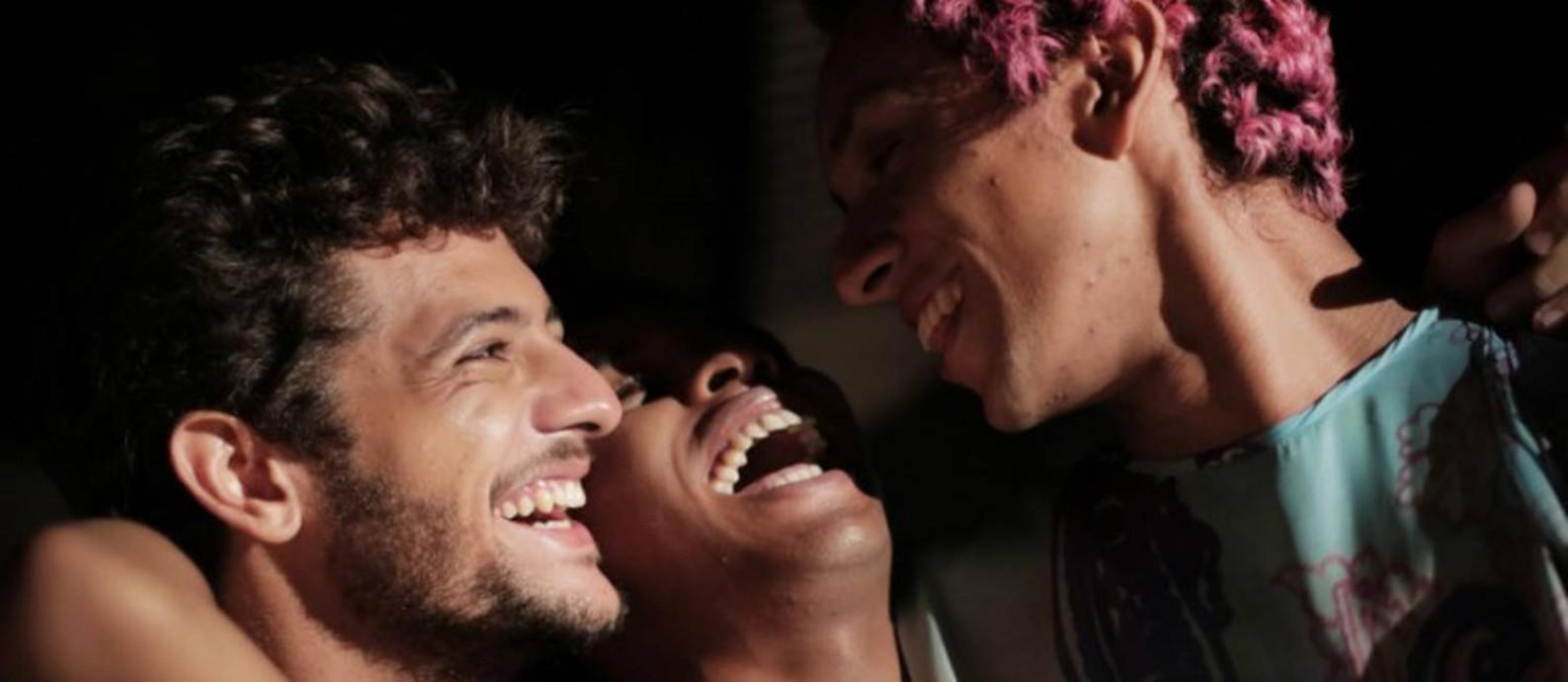 Cena do filme 'Corpo elétrico' Foto: Divulgação