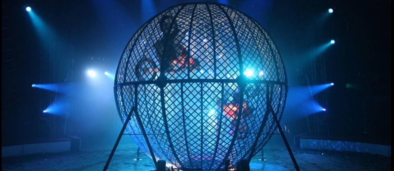 Circo Las Vegas Foto: Divulgação / Divulgação