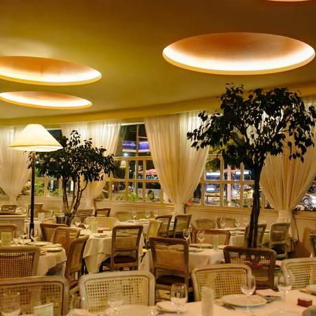 Ambiente restaurante Alcaparra - foto Gustavo Marialva.jpg Foto: Divulgação / Gustavo Marialva / Divulgação / Gustavo Marialva