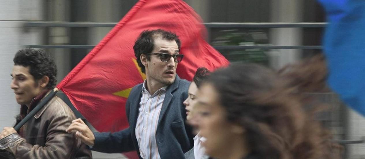 Cena do filme 'O formidável' Foto: Divulgação