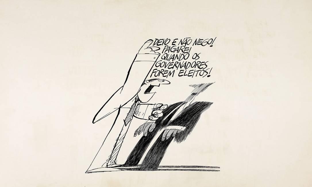 """Este ano, o Instituto Moreira Salles celebra o nascimento do poeta Carlos Drummond de Andrade (1902-1987) com a mostra """"O pipoqueiro da esquina"""". Ter a dom e feriados, das 11h às 20h. Grátis Foto: Divulgação"""