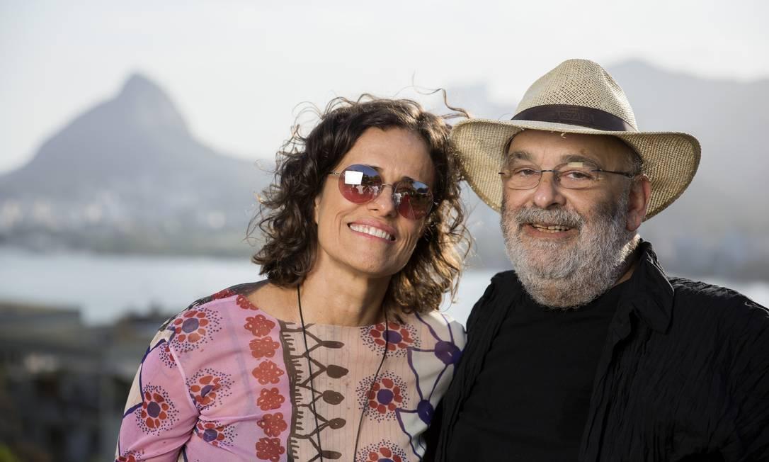 Zélia Duncan e Jaques Morelenbaum Foto: Divulgação/ Leo Aversa