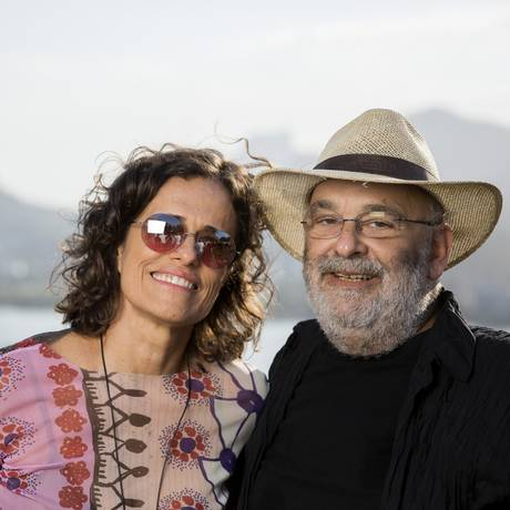 Zélia Duncan e Jaques Morelenbaum Foto: Leo Aversa / Divulgação