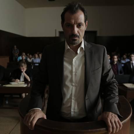 Cena do filme 'O insulto' Foto: Divulgação