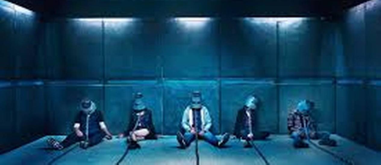 Cena do filme 'Jogos mortais: Jigsaw' Foto: Divulgação
