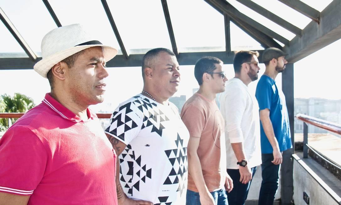O grupo Filhos da Guanabara recebe a cantora Leci Brandão, a partir das 15h, no Renascença Clube (3253-2322), no Andaraí. R$ 30. Livre. Foto: Divulgação