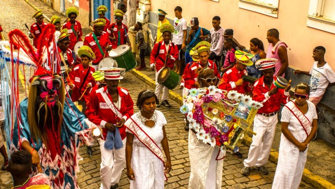 Folia de Reis. Divino Espírito Santo Foto: Divulgação/Guilherme Lopes Moura