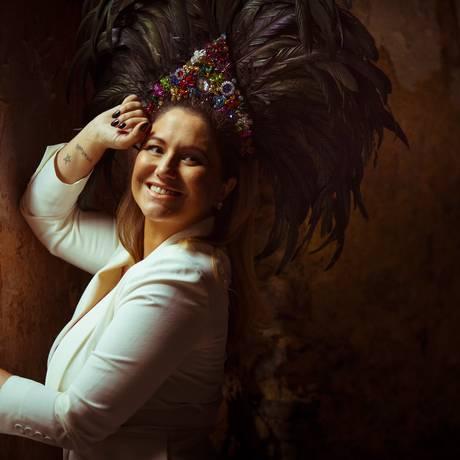 Maria Rita lança o álbum 'Amor e música' Foto: Leo Martins / Agência O Globo