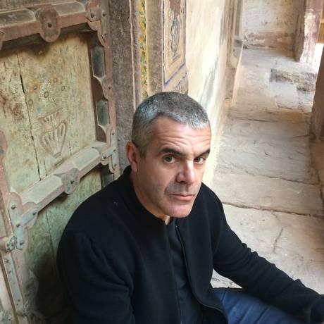 O pianista franco-argelino Hakim Bentchouala-Golovitch Foto: Divulgação