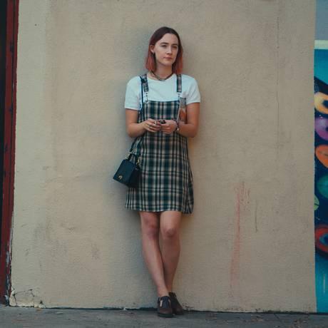 Saoirse Ronan em cena de 'Lady Bird' Foto: Divulgação
