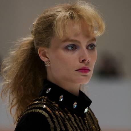 Margot Robbie em cena de 'Eu, Tonya' Foto: Divulgação