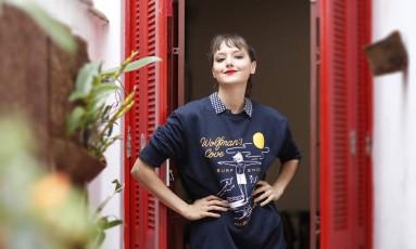 A cantora e compositora Mallu Magalhães Foto: Edilson Dantas / Agência O Globo