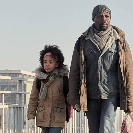 Cena do filme 'Uma temporada na França' Foto: Divulgação