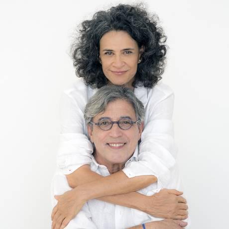Simone e Ivan Lins Foto: Leo Aversa / Divulgação