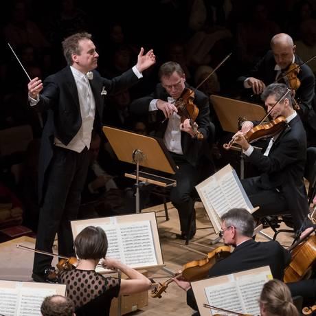 Orchestre de la Suisse Romande Foto: Rafa Martin / Divulgação