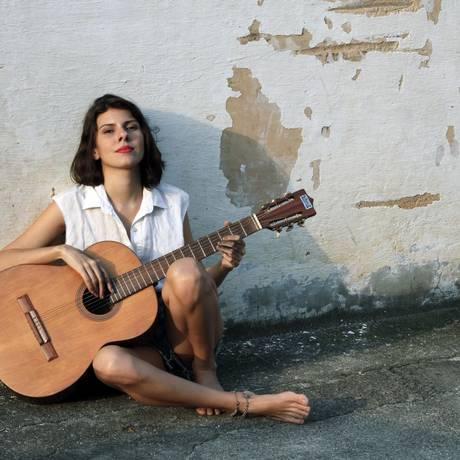 A cantora Daíra Foto: Carolina Muait / Divulgação