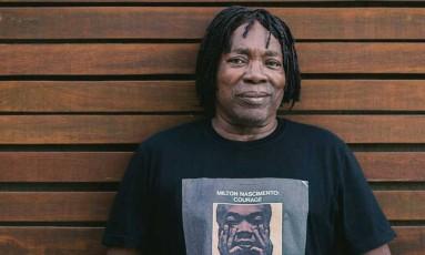 O cantor Milton Nascimento Foto: Divulgação