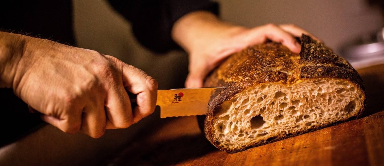 Pão de fermentação natural Foto: Bárbara Lopes / Agência O Globo