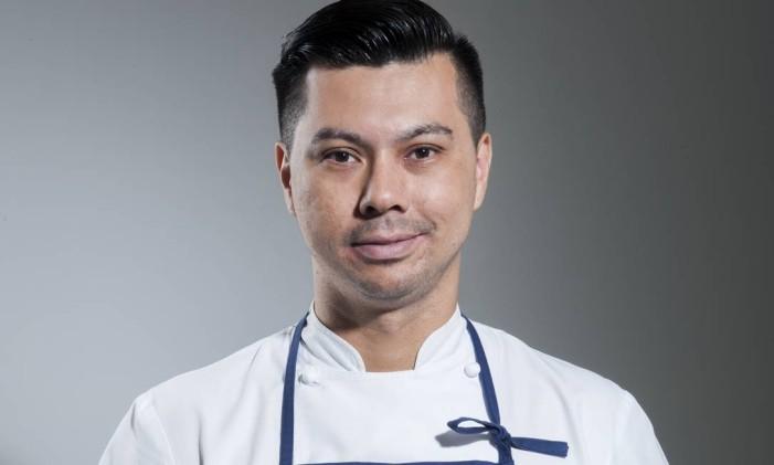 Alberto Landgraf, chef do Oteque Foto: Divulgação