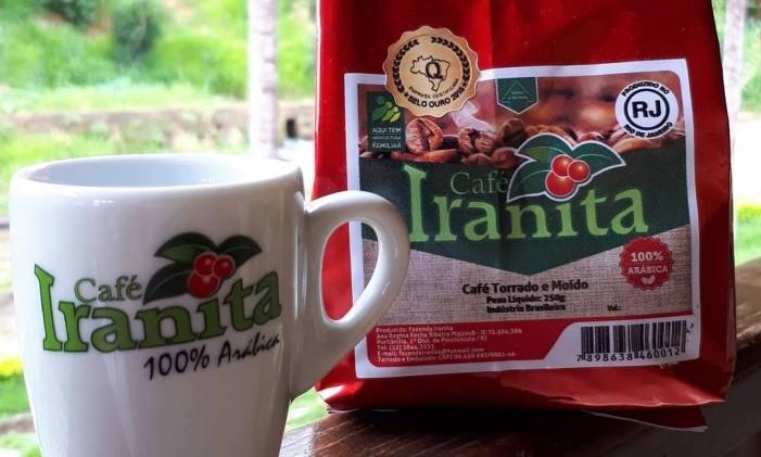 Café Iranita Foto: Divulgação