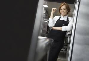 A colombiana Leonor Espinosa foi eleita a melhor chef da América Latina Foto: Divulgação